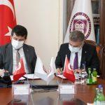 Ankara Sosyal Bilimler Üniversitesi ile protokol imzaladık