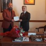 Altındağ MHP İlçe Başkanı Emin Sıtkı AKTAŞ ziyareti