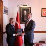 Tüm Özel Halk Otobüsleri Birliği ve Ankara Özel Halk Otobüsçüler Esnaf Odası  Ziyareti