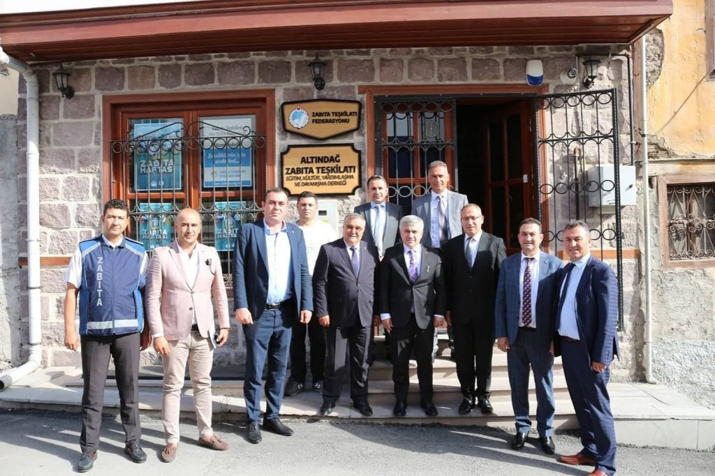 Türk Yerel Hizmet-Sen Ziyareti